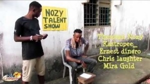 Video: Real House of Comedy – The Nozy Talent Show